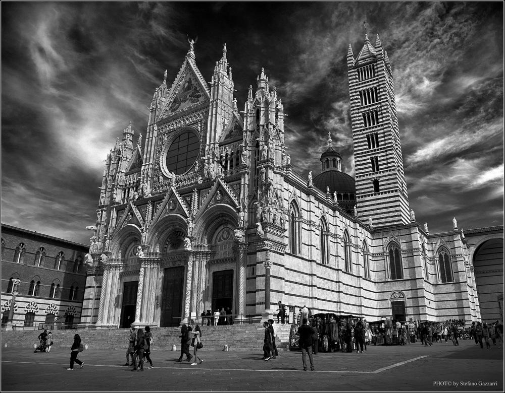 siena la cattedrale...