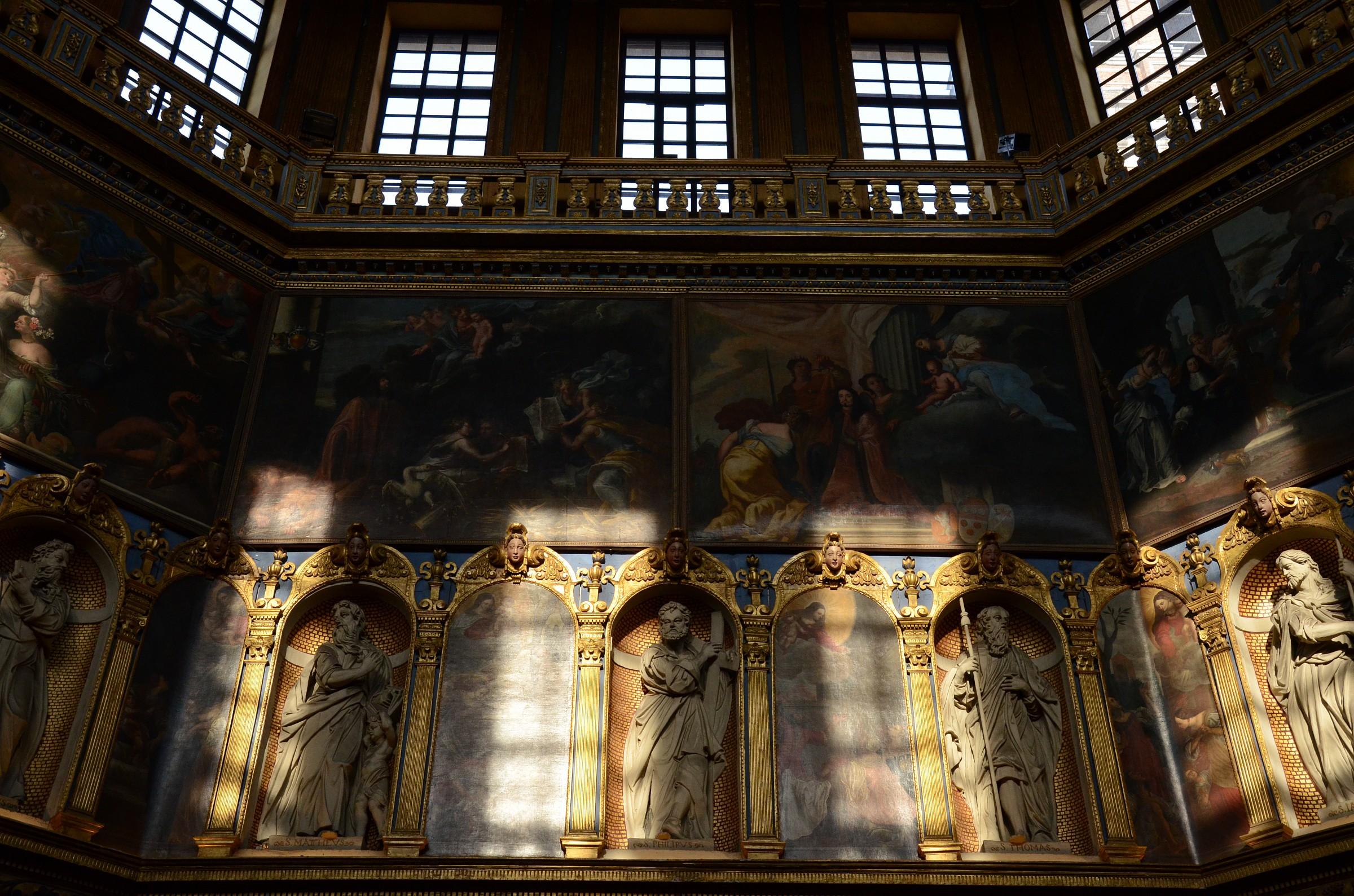 Interno della chiesa della rotonda rovigo juzaphoto for Interno j