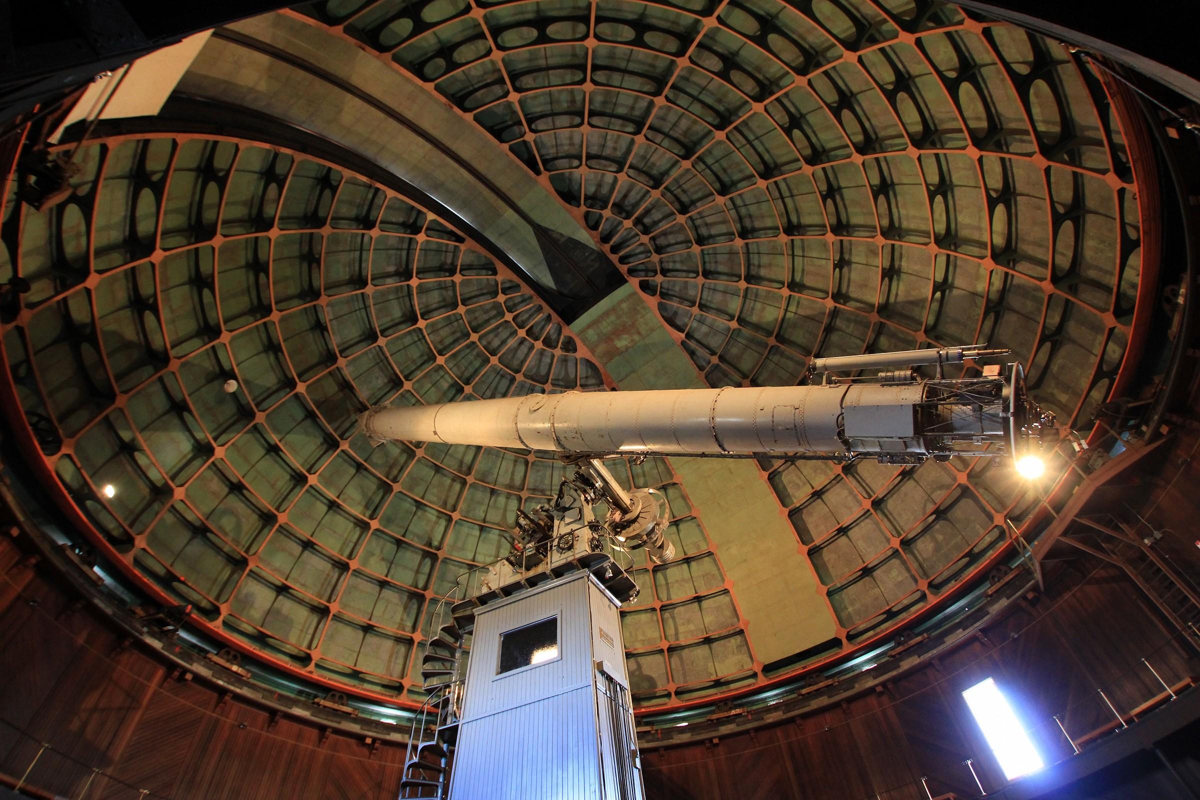 Lick Observatory, Palo Alto...
