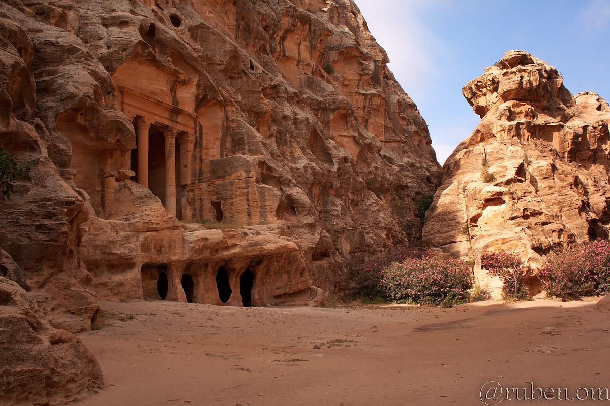 Little Petra...