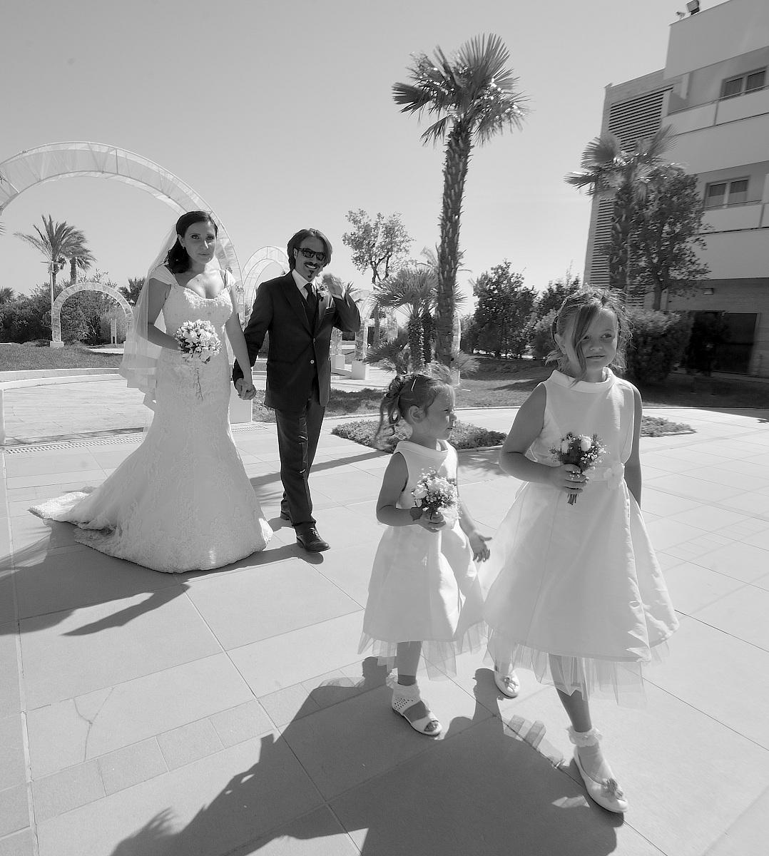 Three brides!?...