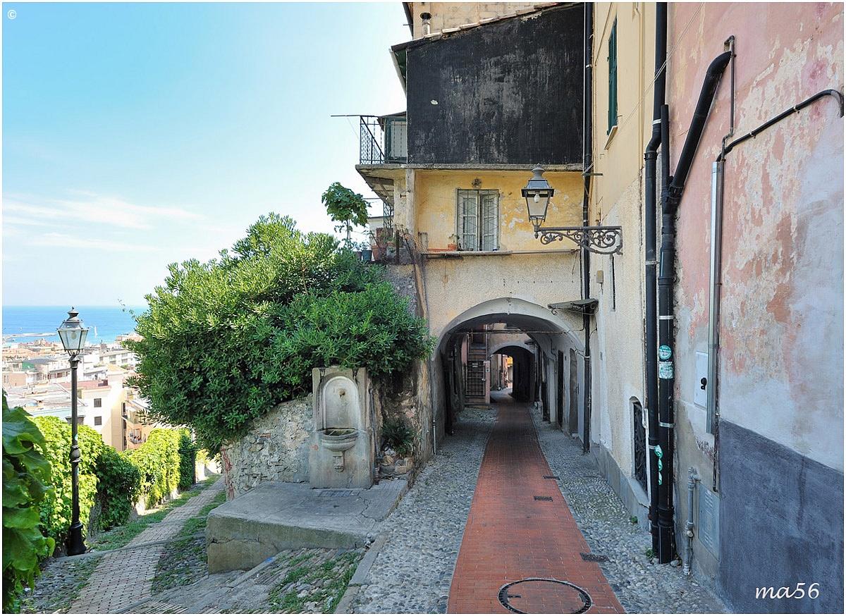 La Pigna-Sanremo (Old Town)...