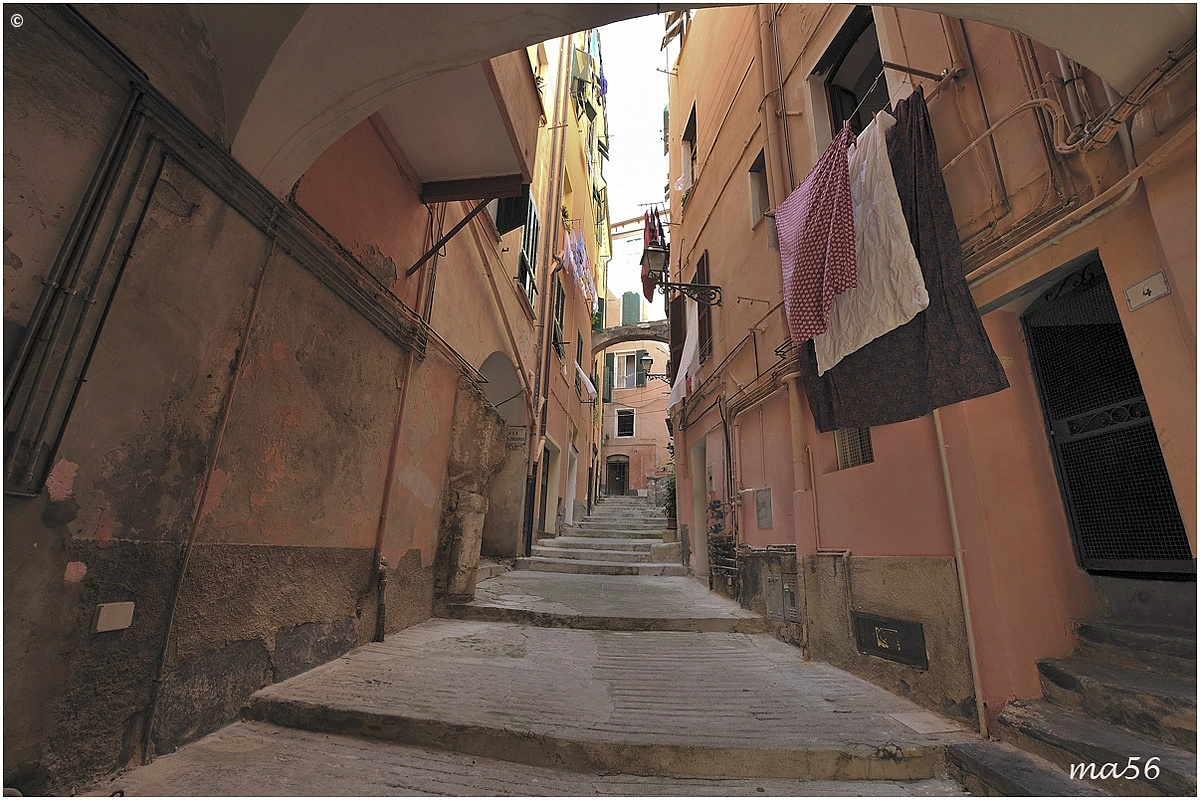 Sanremo - Old Town...