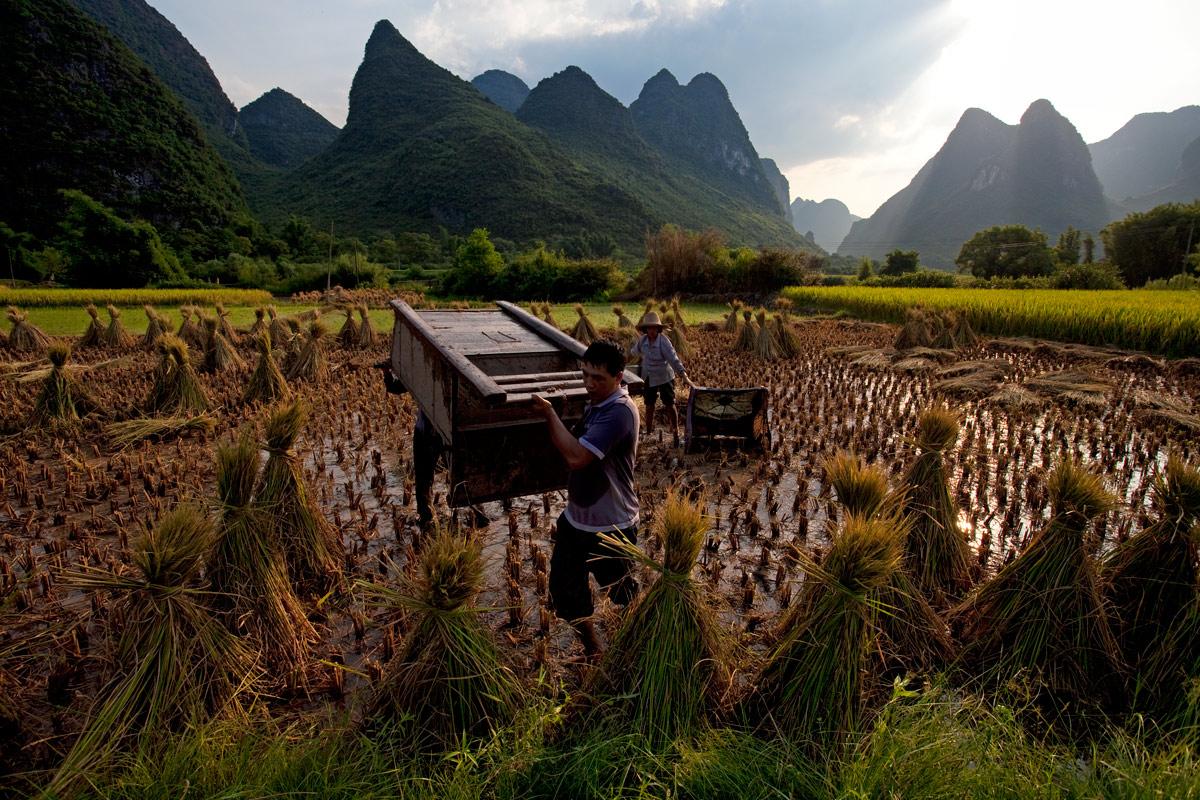 Guillin, China....