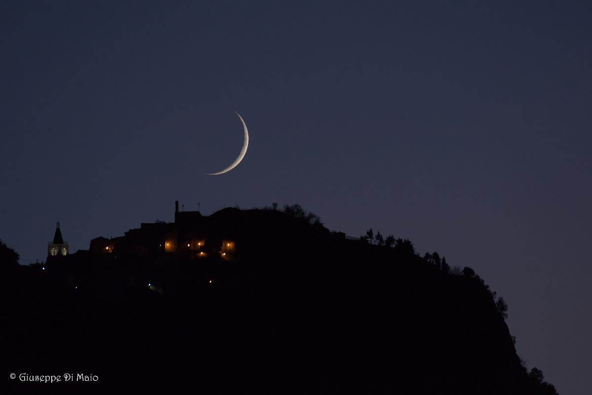 Al calar della luna.....