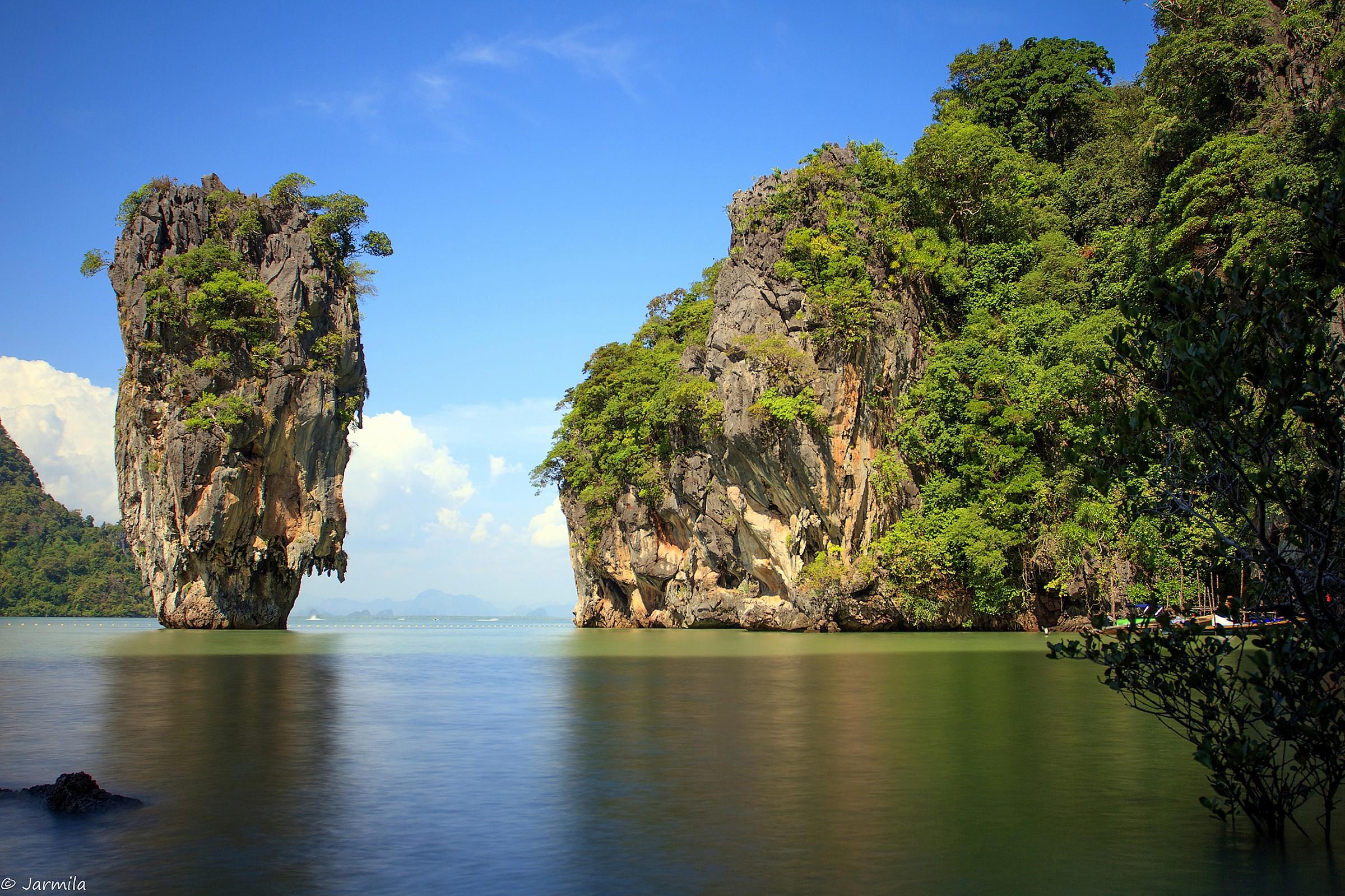 James Bond Island -  Phang Nga Bay...