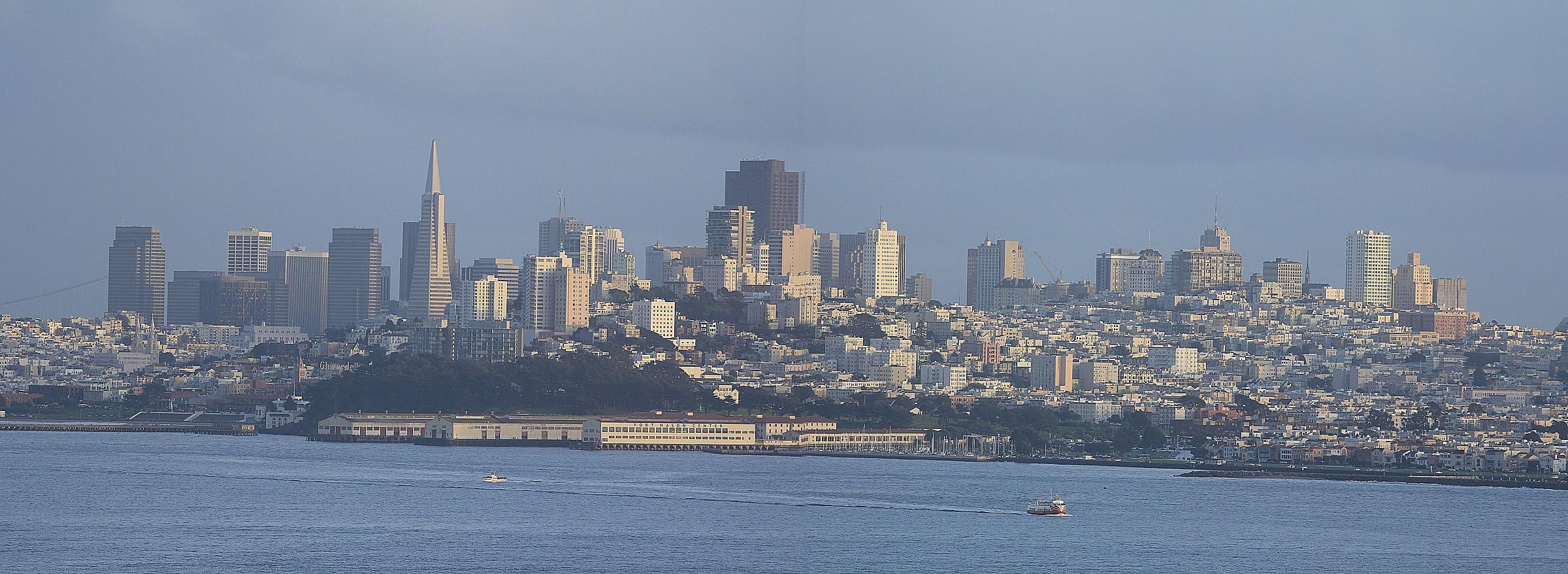 San Francisco landscape...