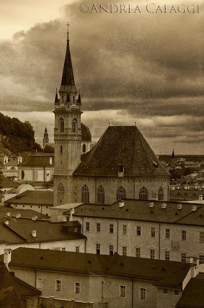 Salzburg, antique flavor......