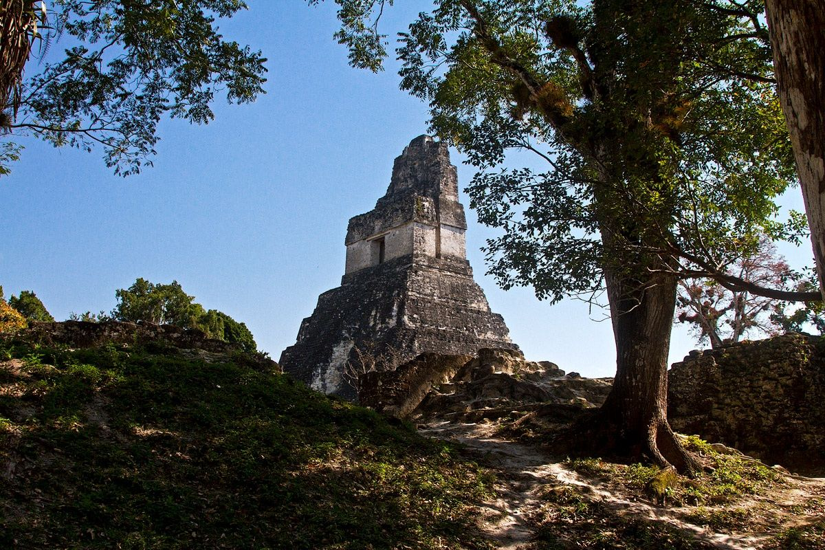 Tikal...