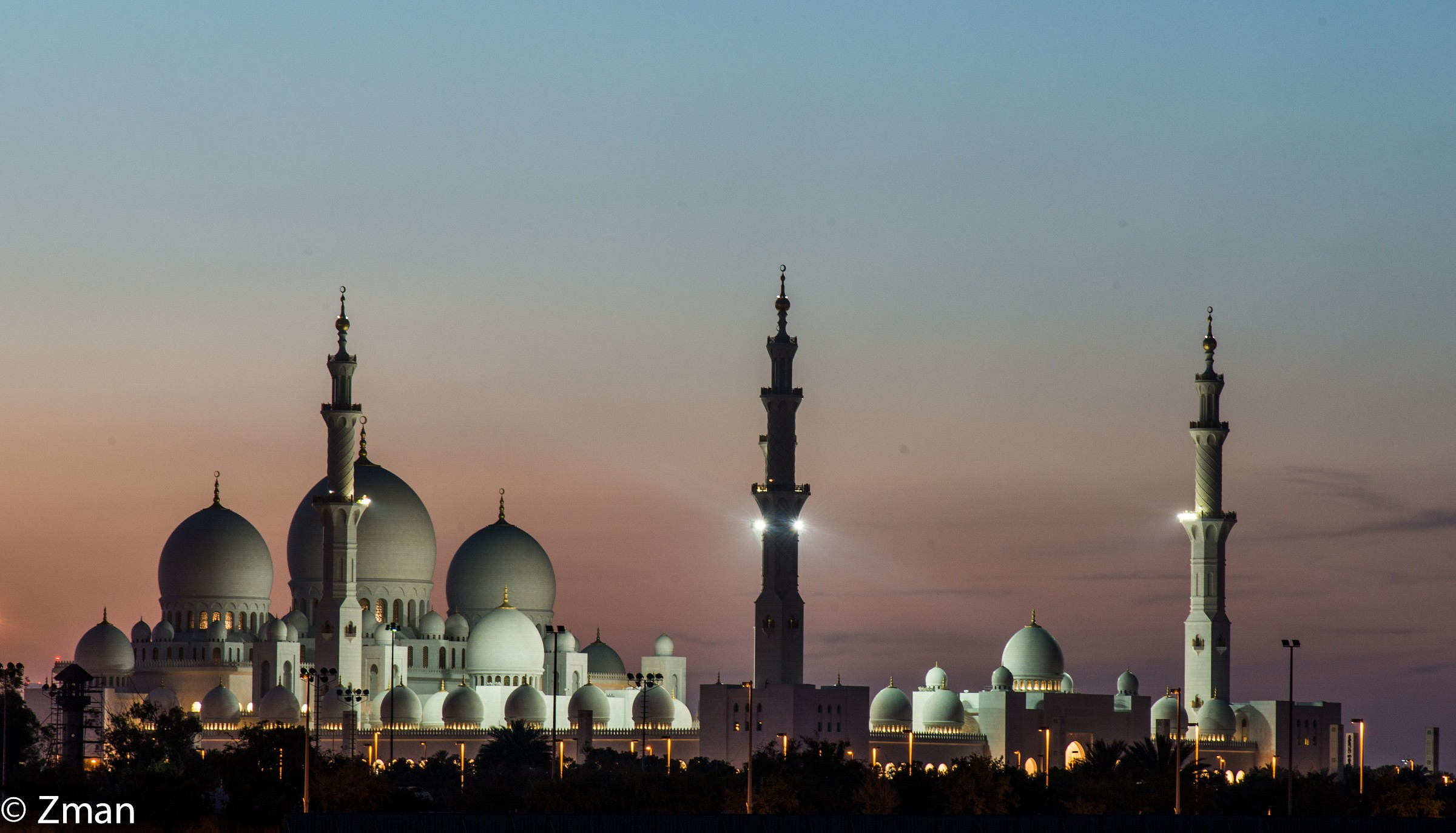 SHK Zayed Mosque...