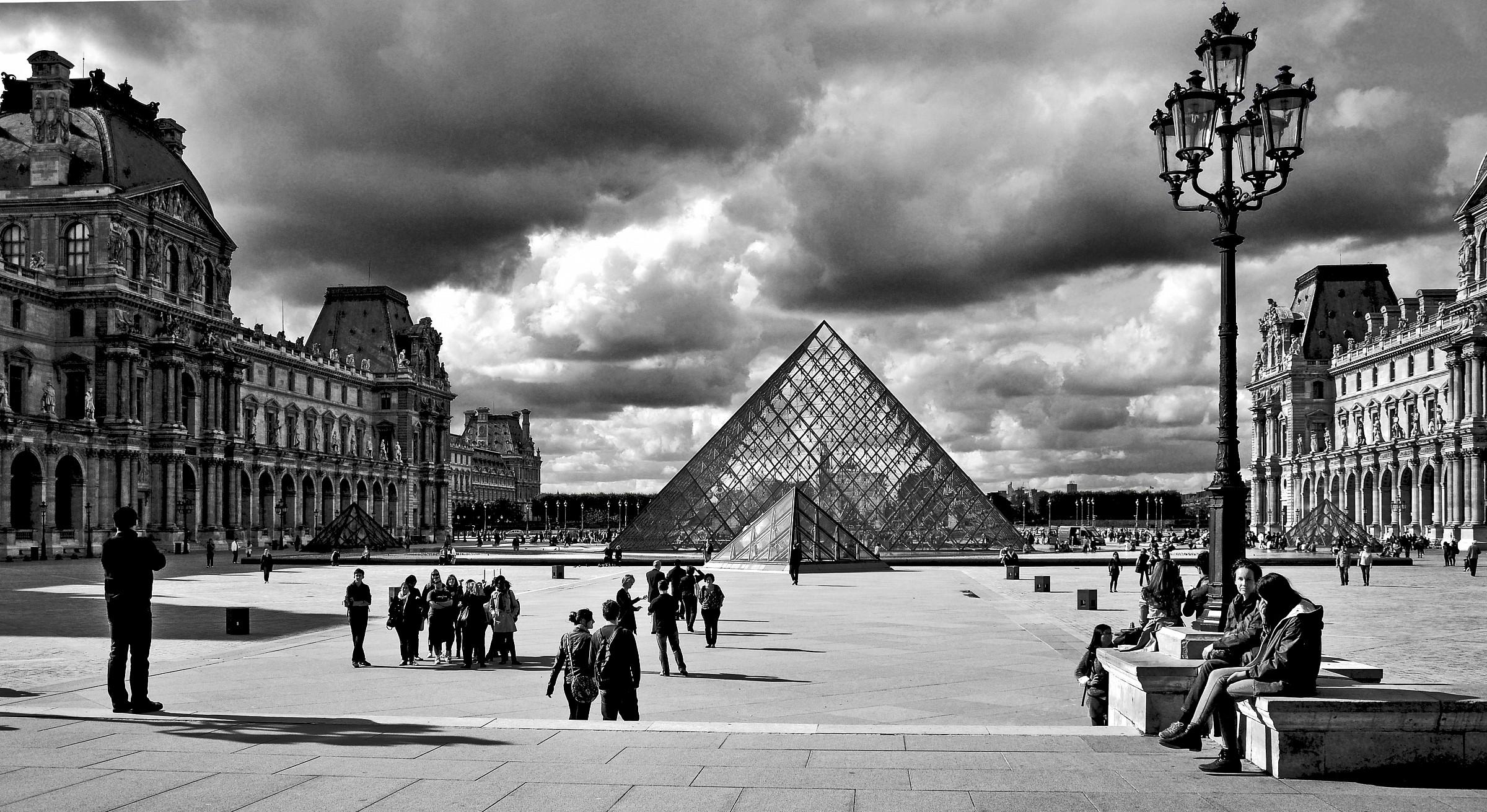 Musée de Louvre, Paris...