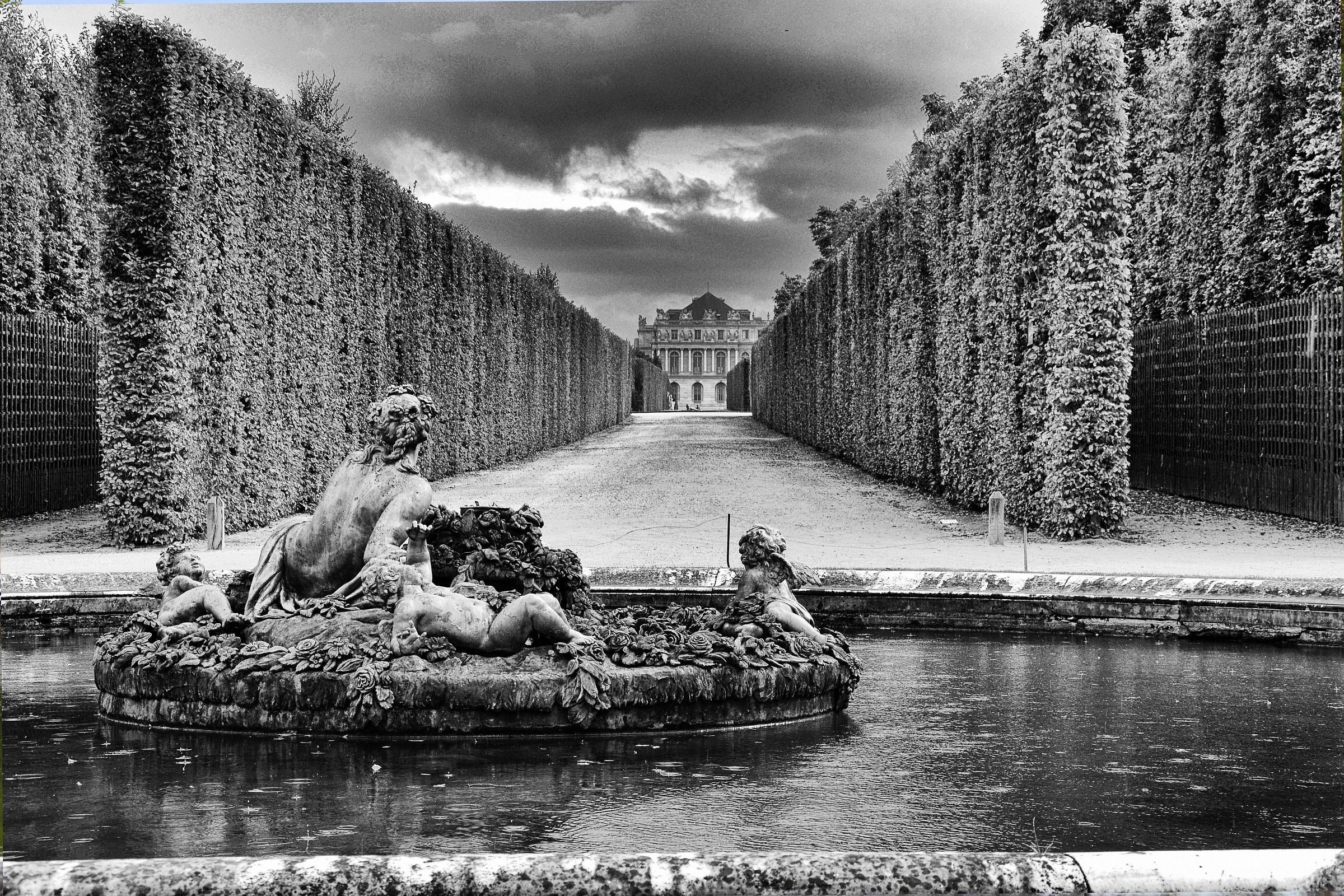 Palace of Versailles.Parigi...