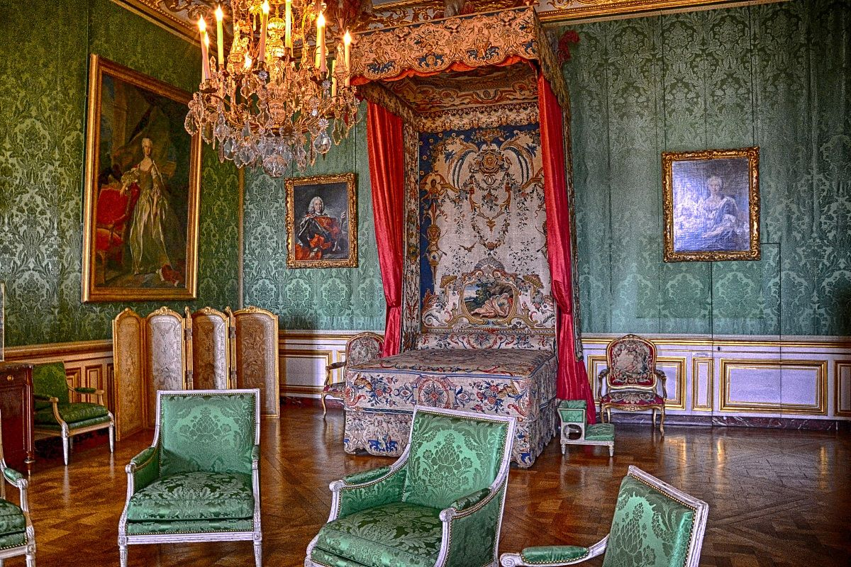 Palace of Versailles...