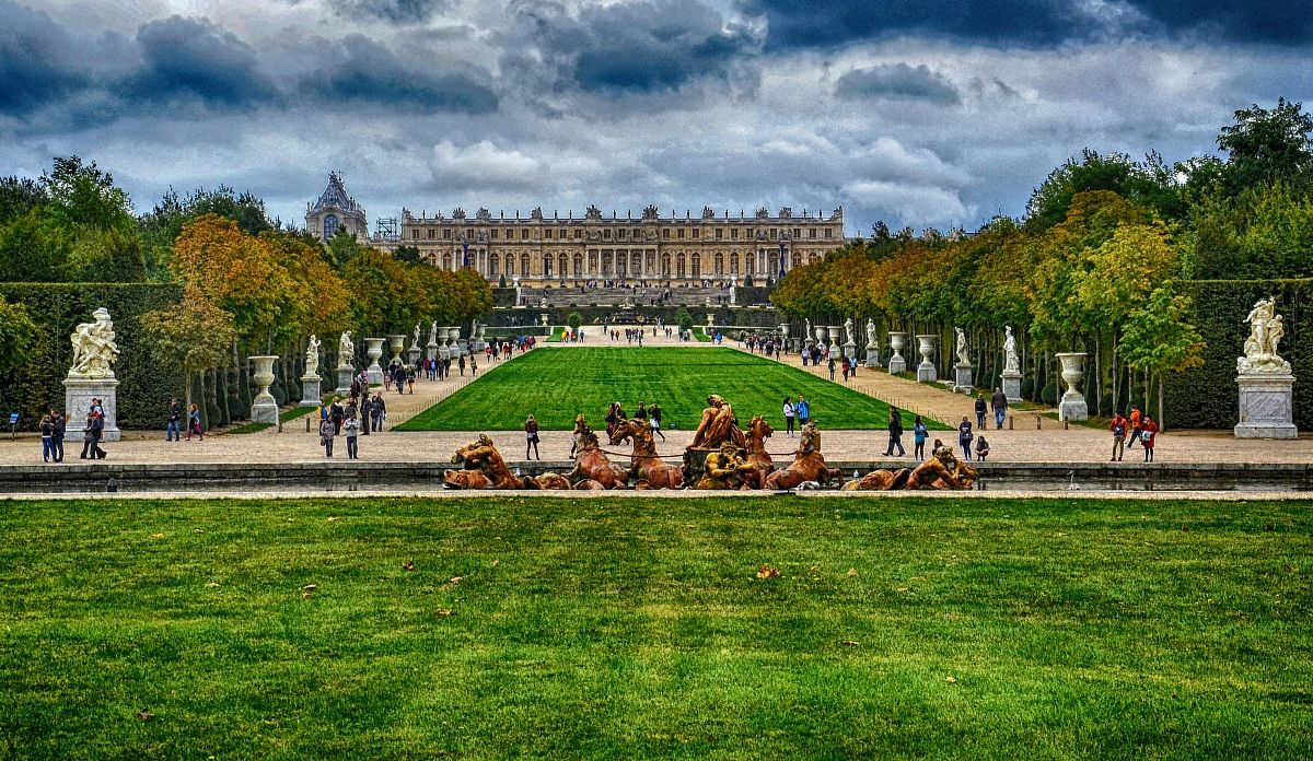 Palace of Versailles...