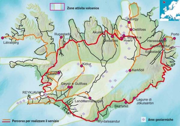 Cartina Muta Islanda.Islanda L Isola Dei Fotografi Juzaphoto