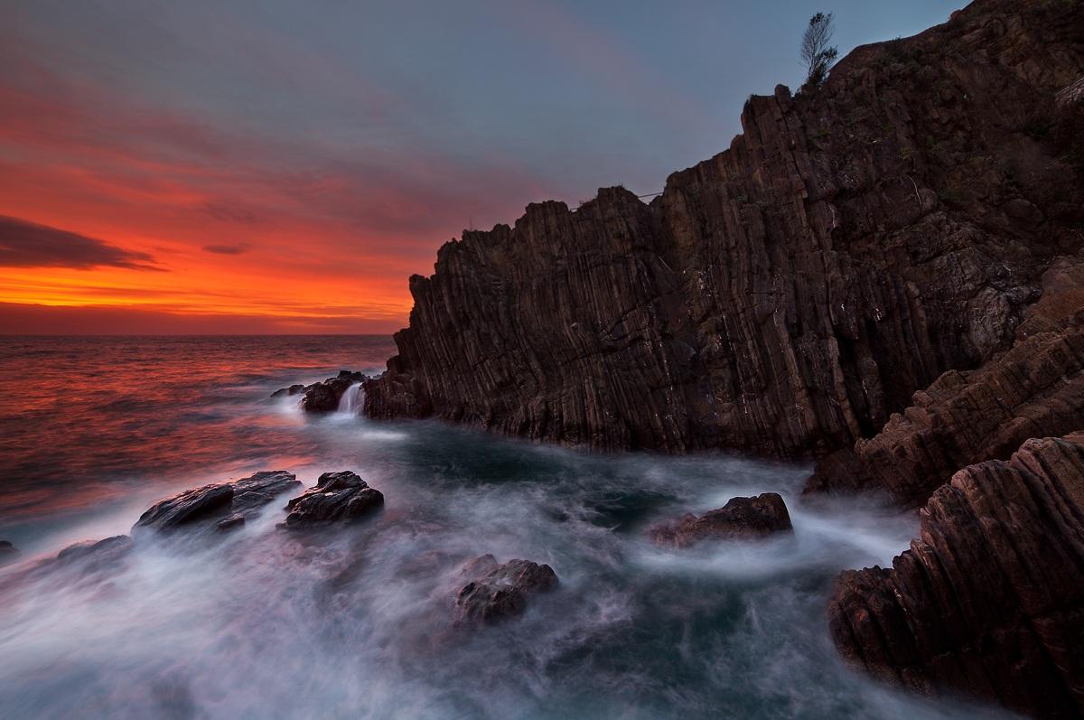 Riomaggiore Sunset...