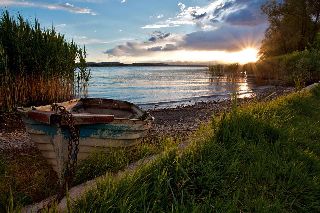 Lake Varese...