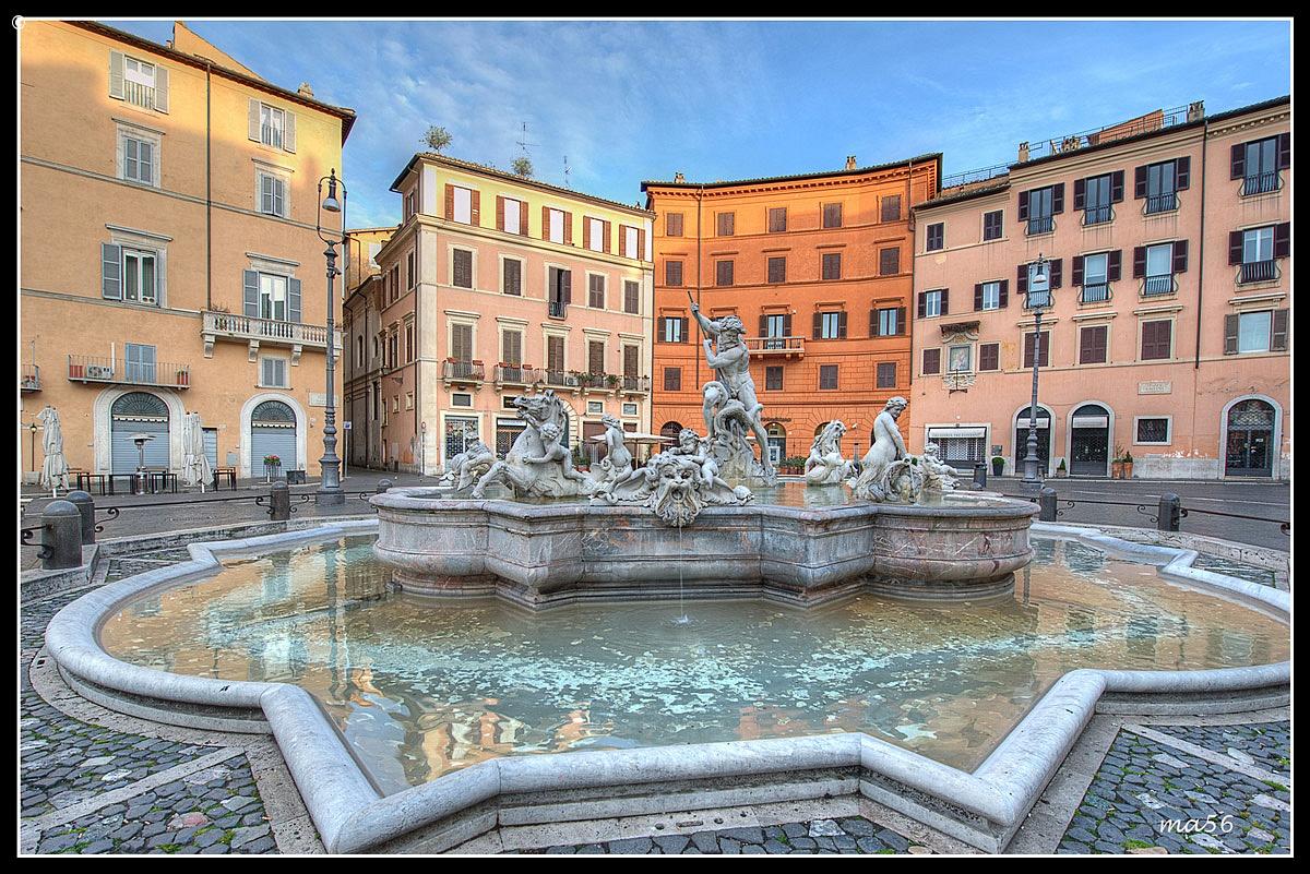 Rome - Piazza Navona...