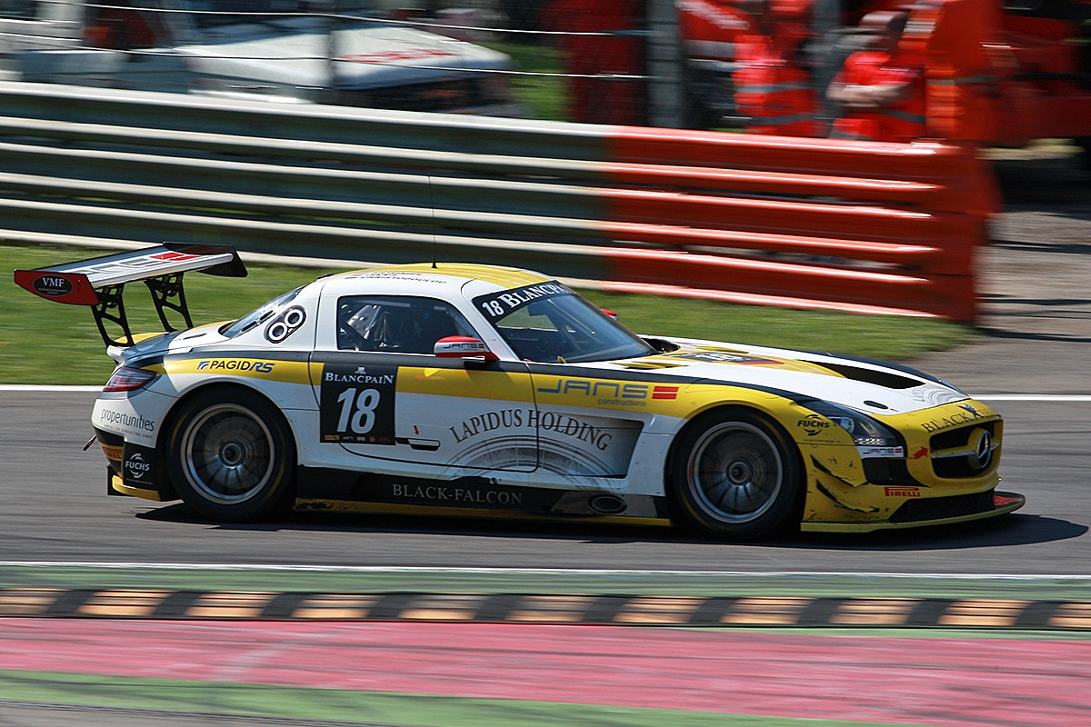 GT Endurance Series...