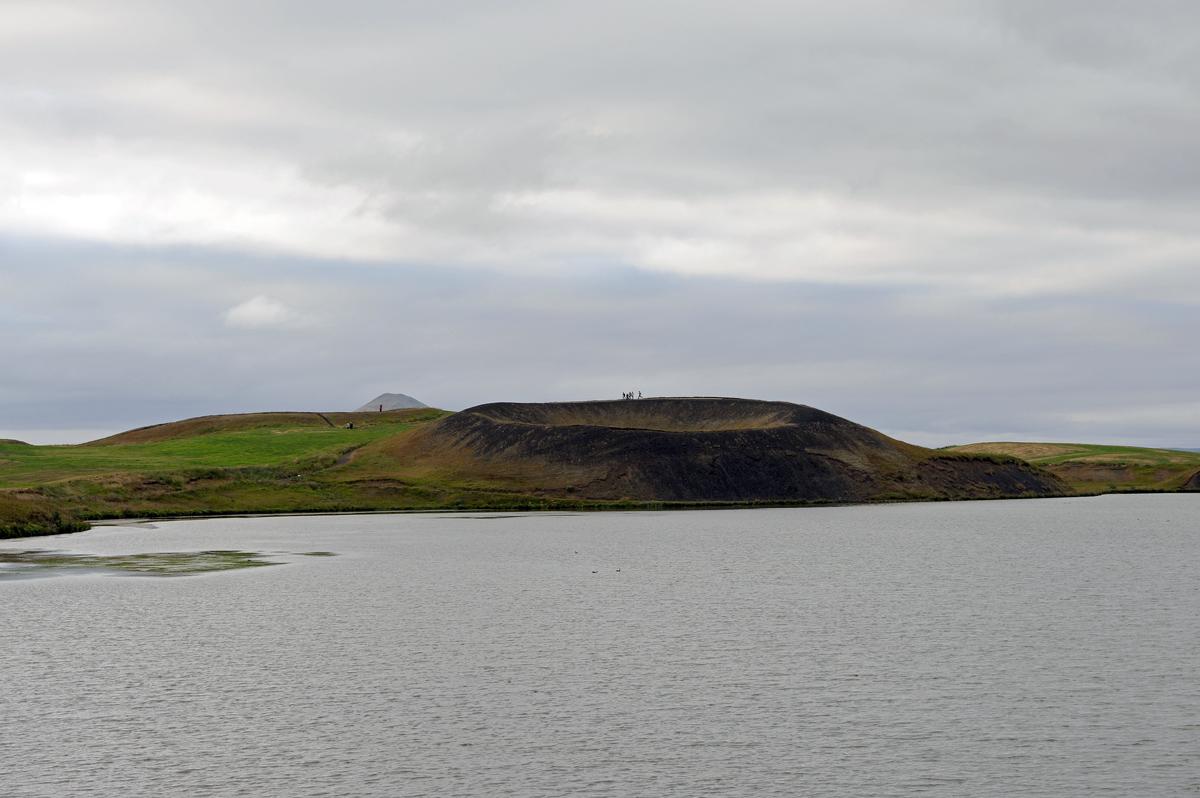 Near Lake Myvatn...