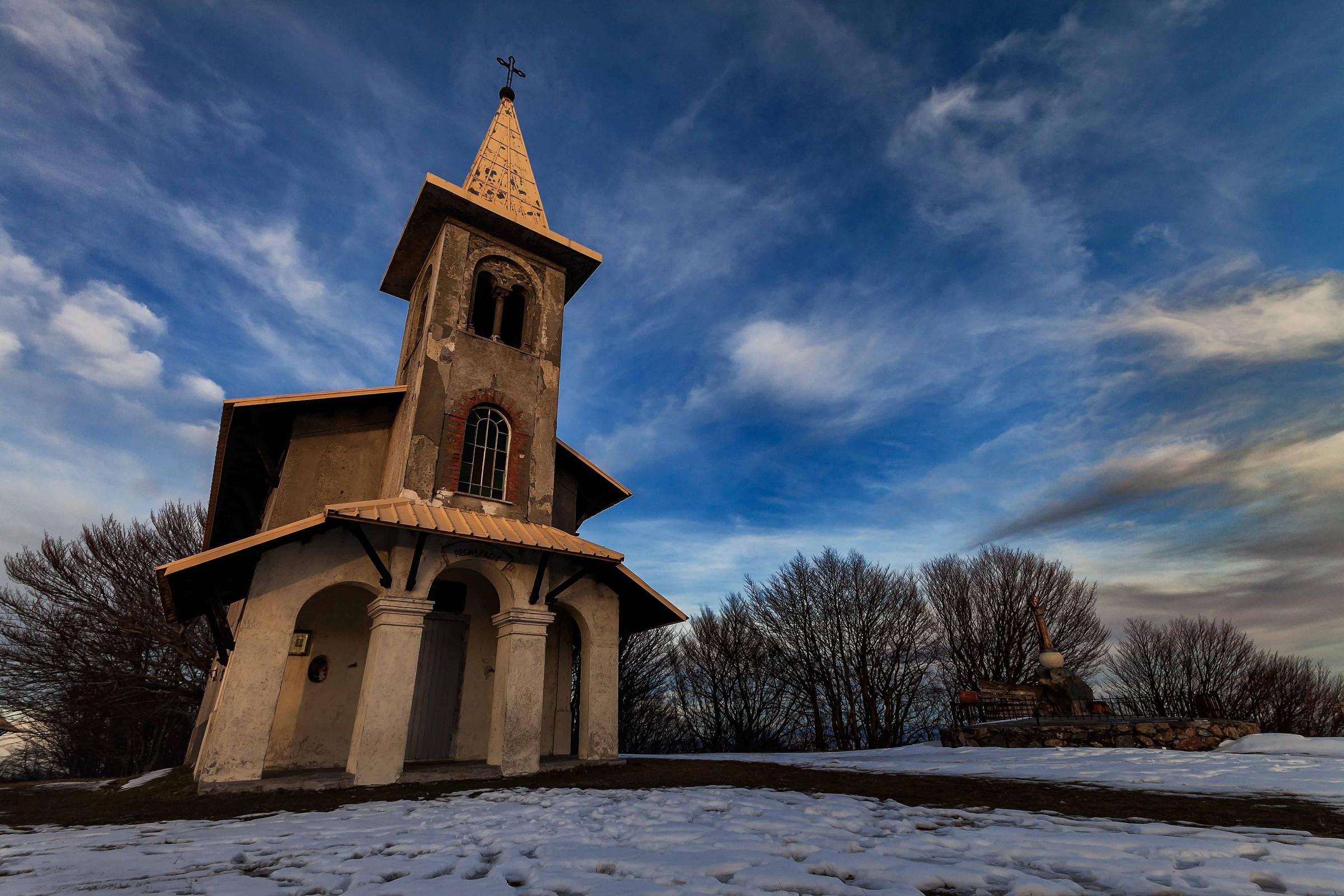 M.Beigua - church 2...