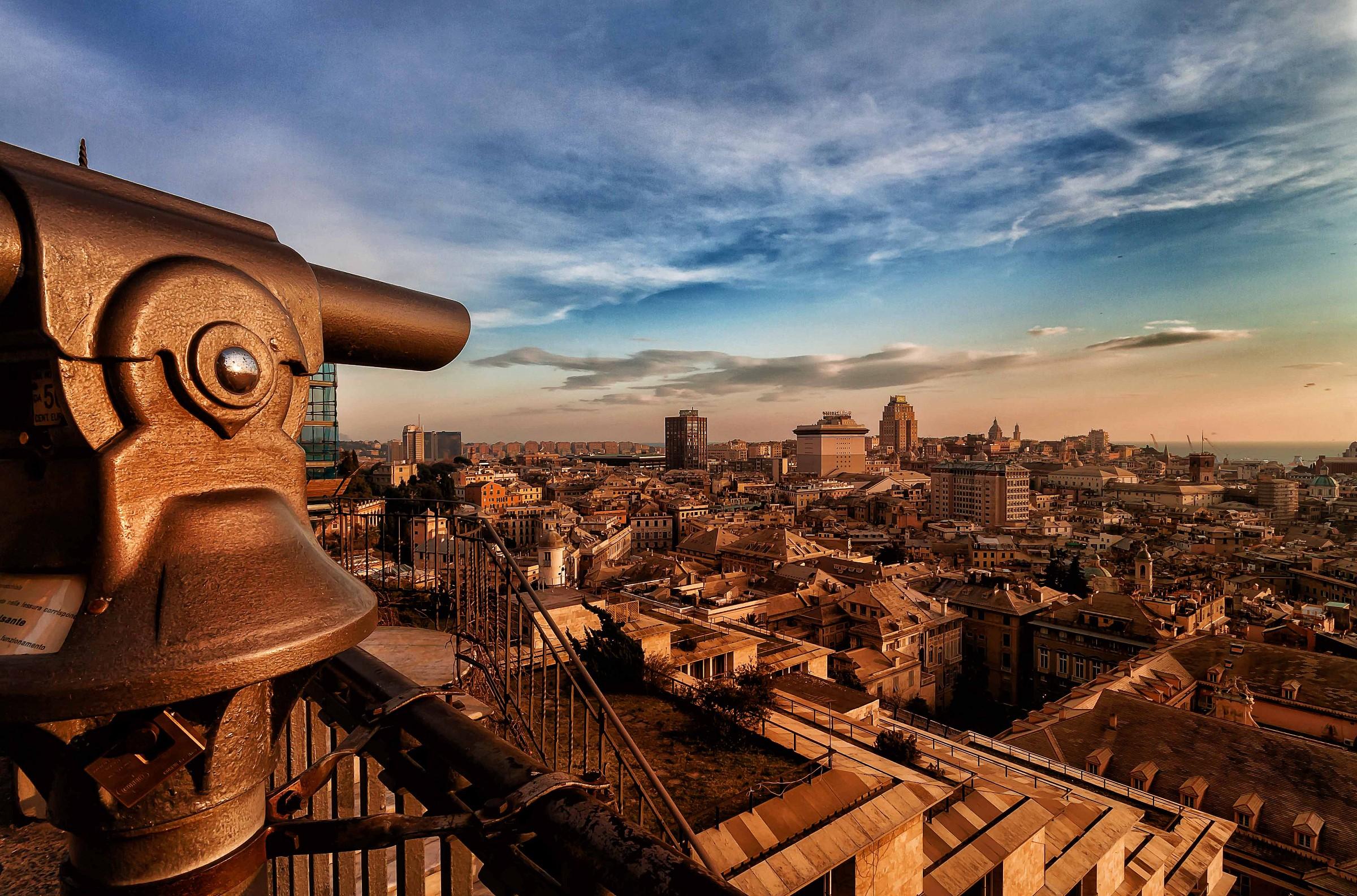 Genoa - Castelletto...