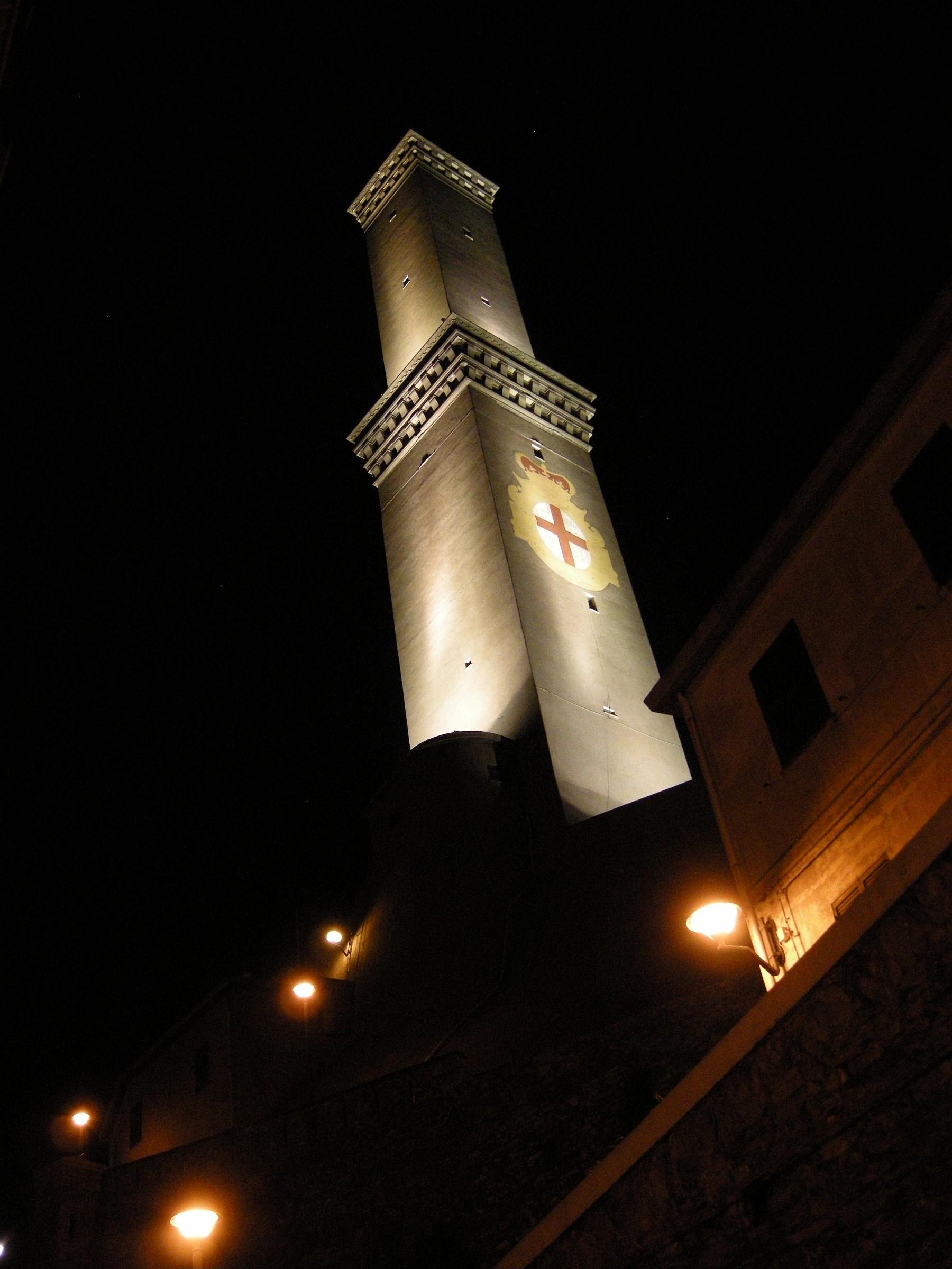 lantern of Genoa...