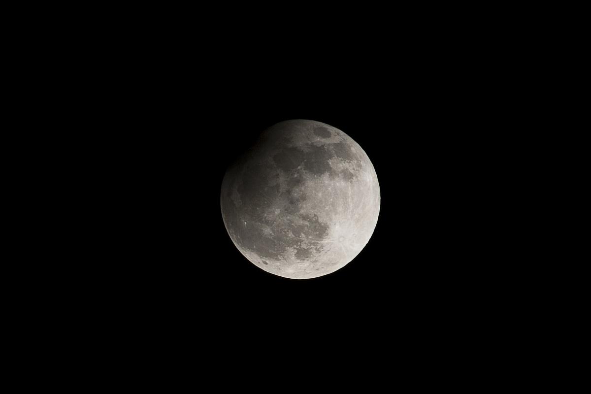 Lunar Eclipse 25/04/2013...