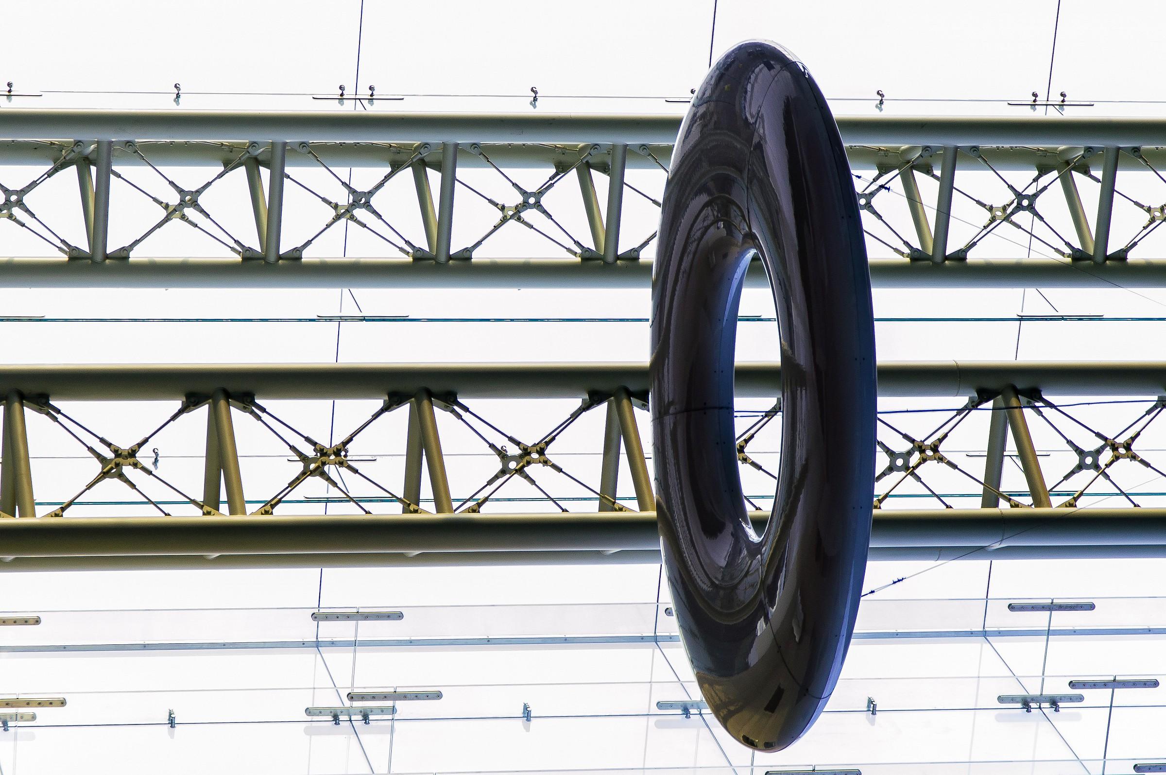 il disco volante di montichiari...