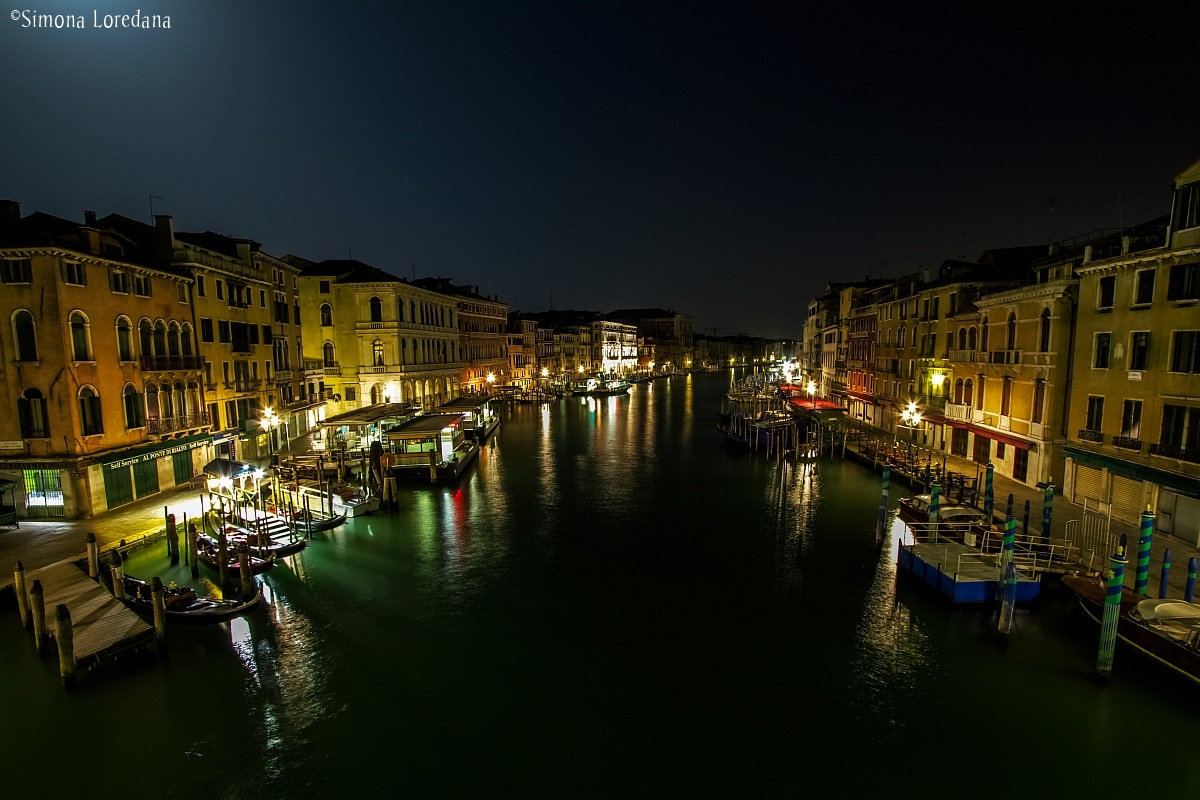 A Night in Venice...