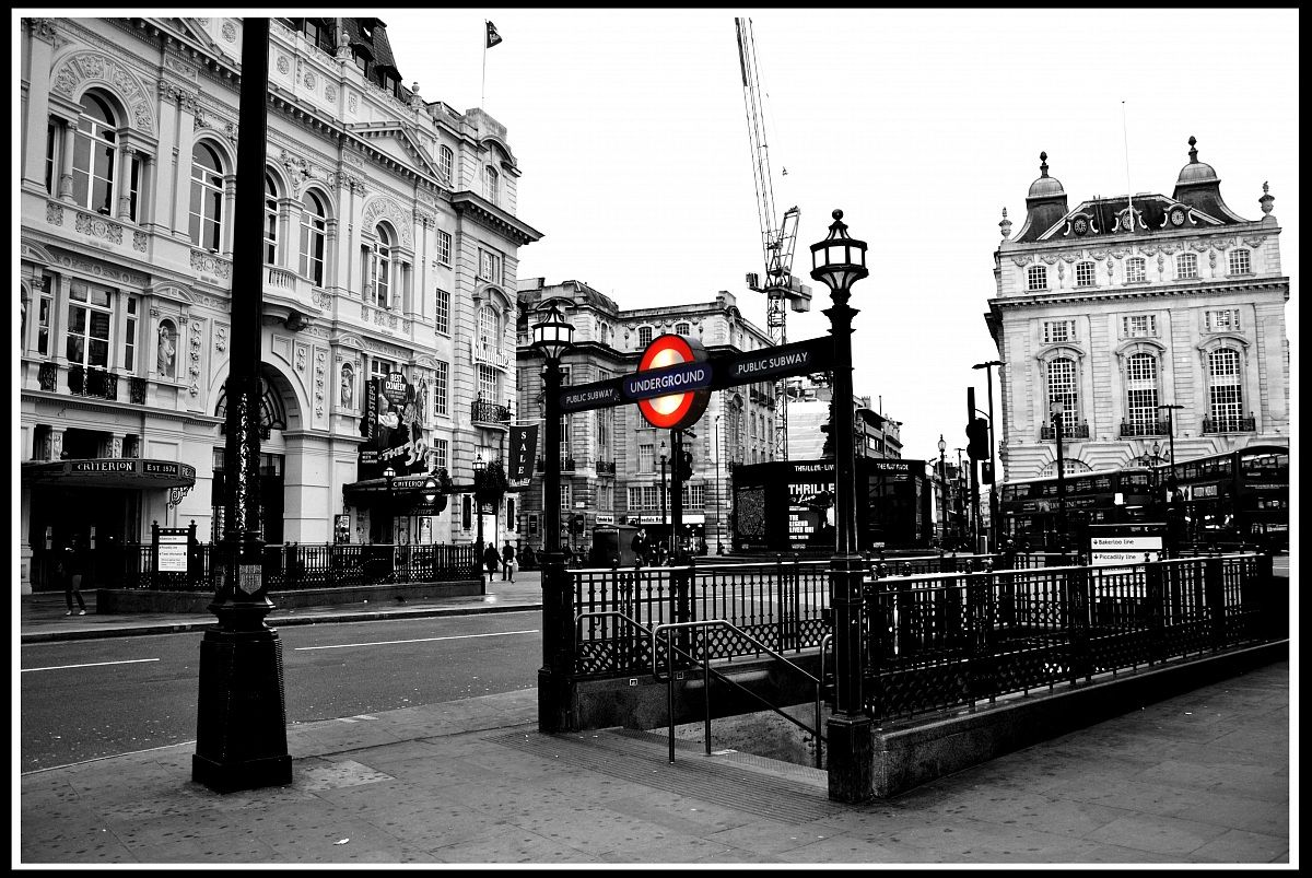 Piccadilly...