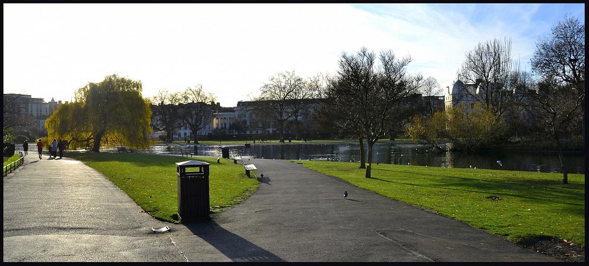 Regent Park...