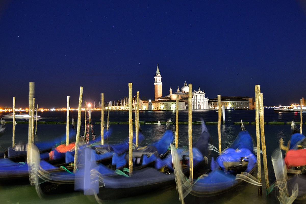 Venice by night...