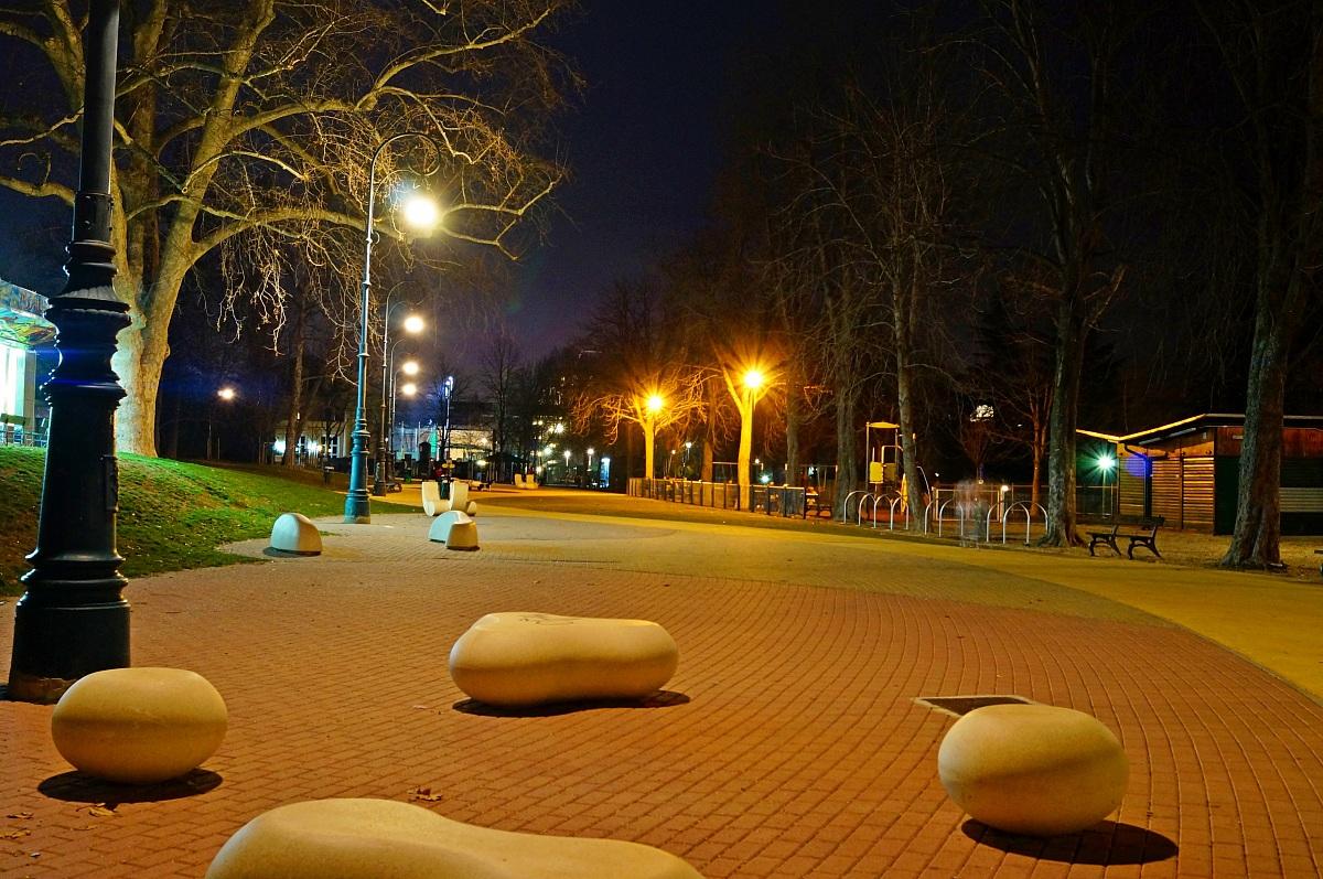 Parco Valentino...
