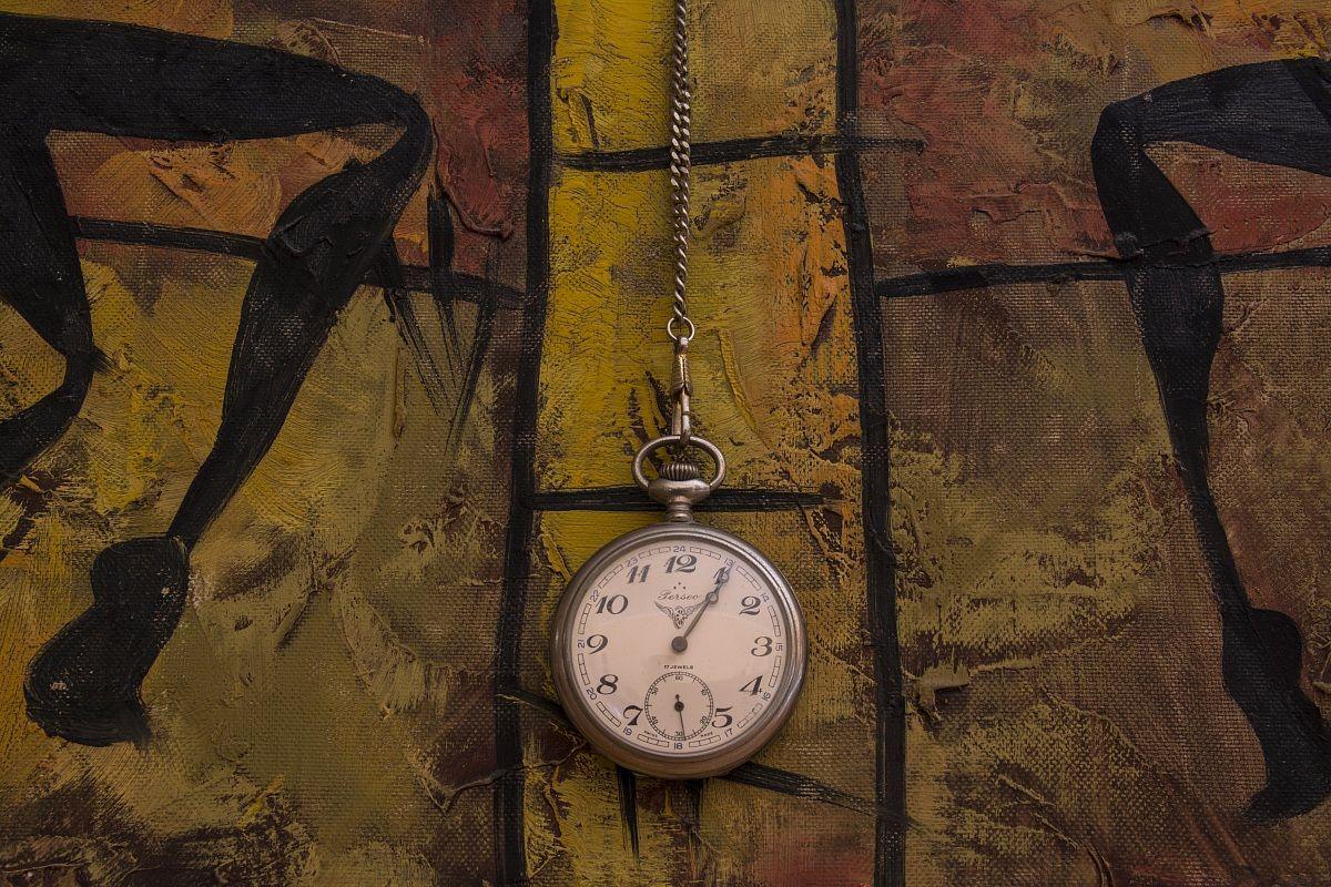 Orologio da taschino...