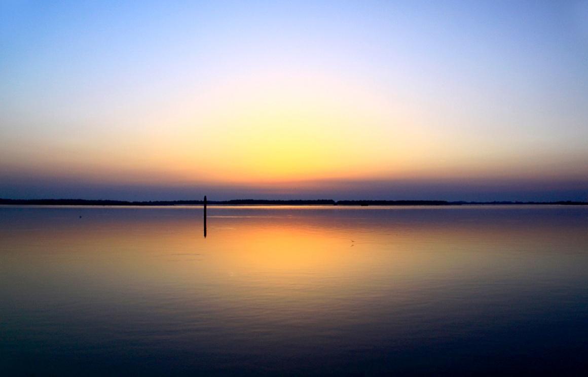 sunset to Bibione 02...