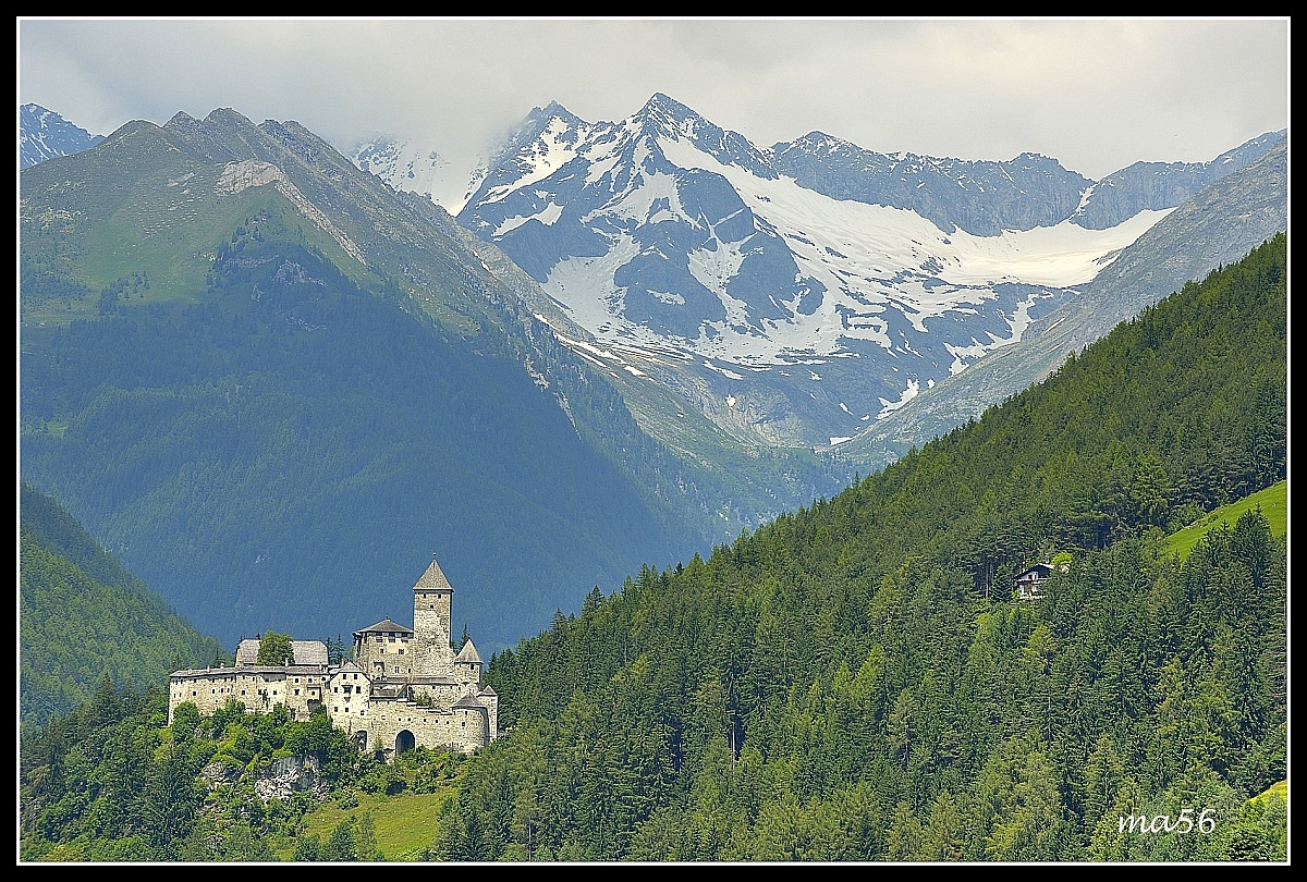 Campo Tures - Castel Tures...