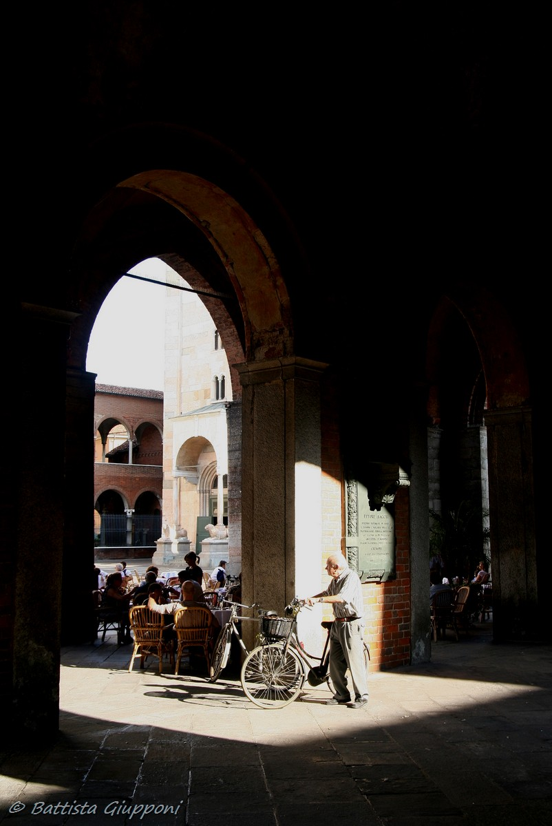 In the light - Cremona...