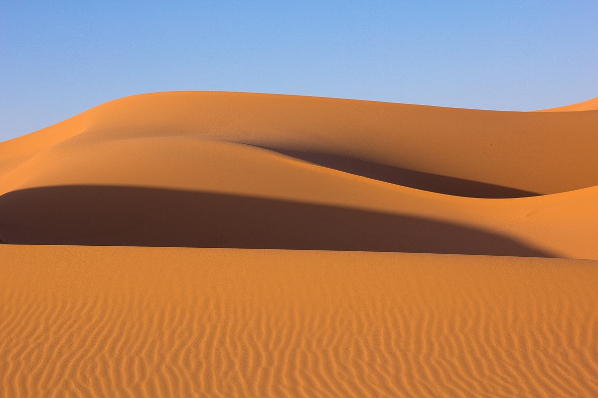 Sand wave...