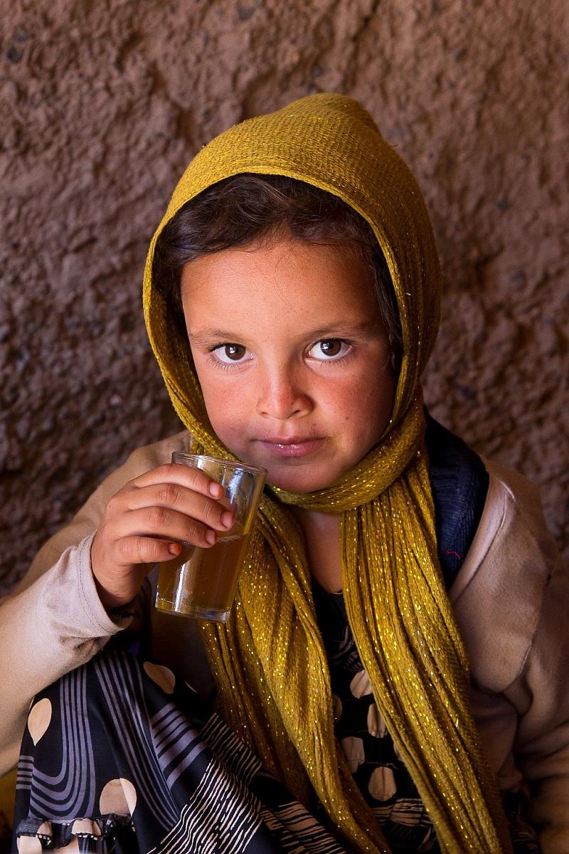 Un tè nel deserto...