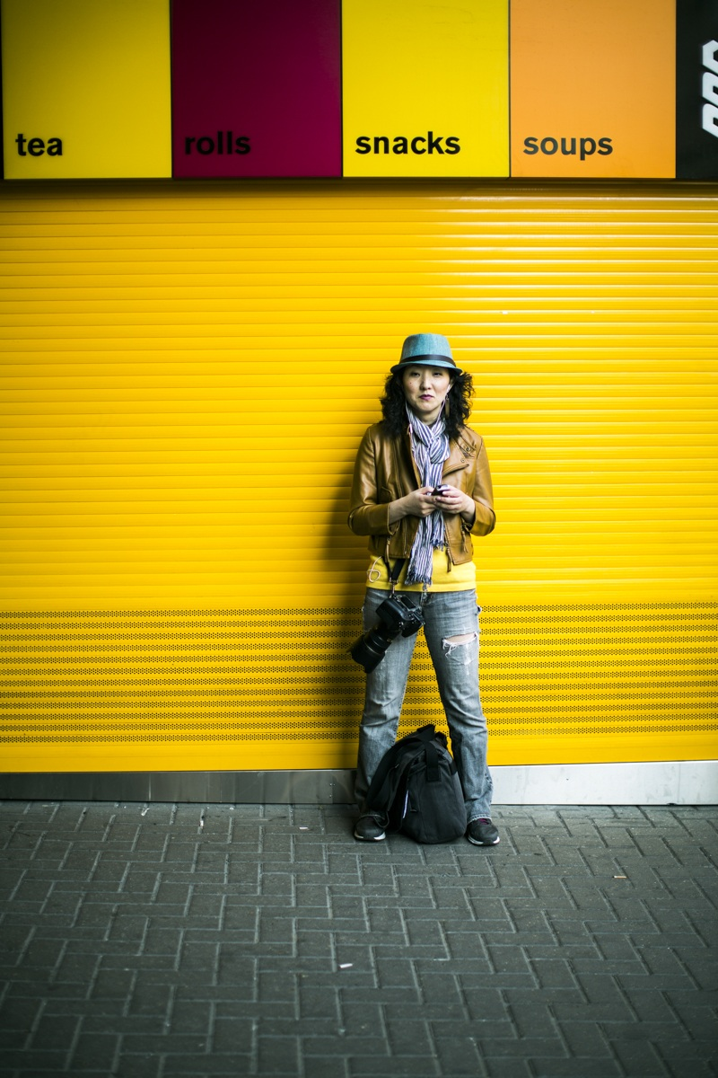 Yellowoman...