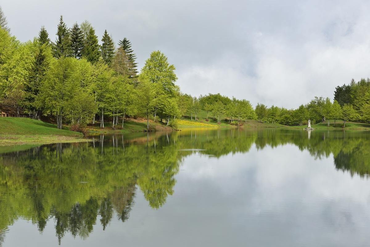 Lake Calamone...