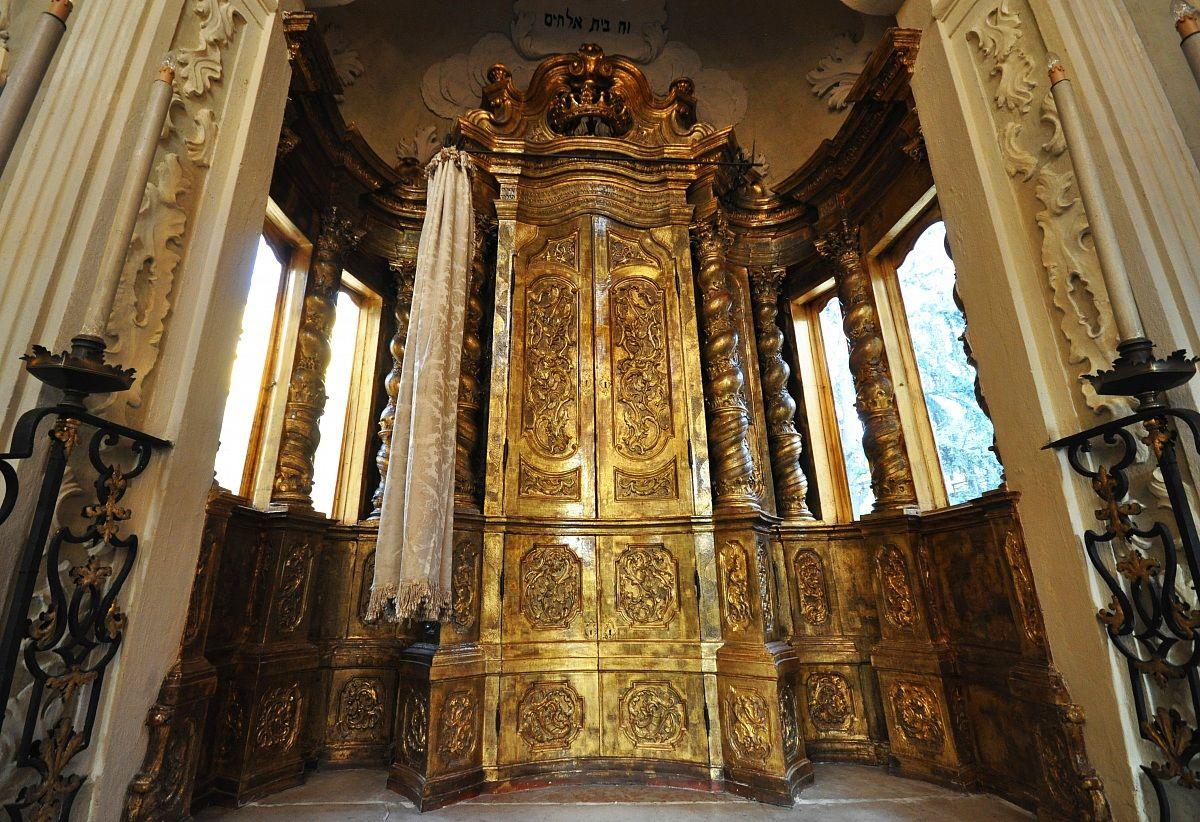 Torah Ark, Synagogue of Mantua...