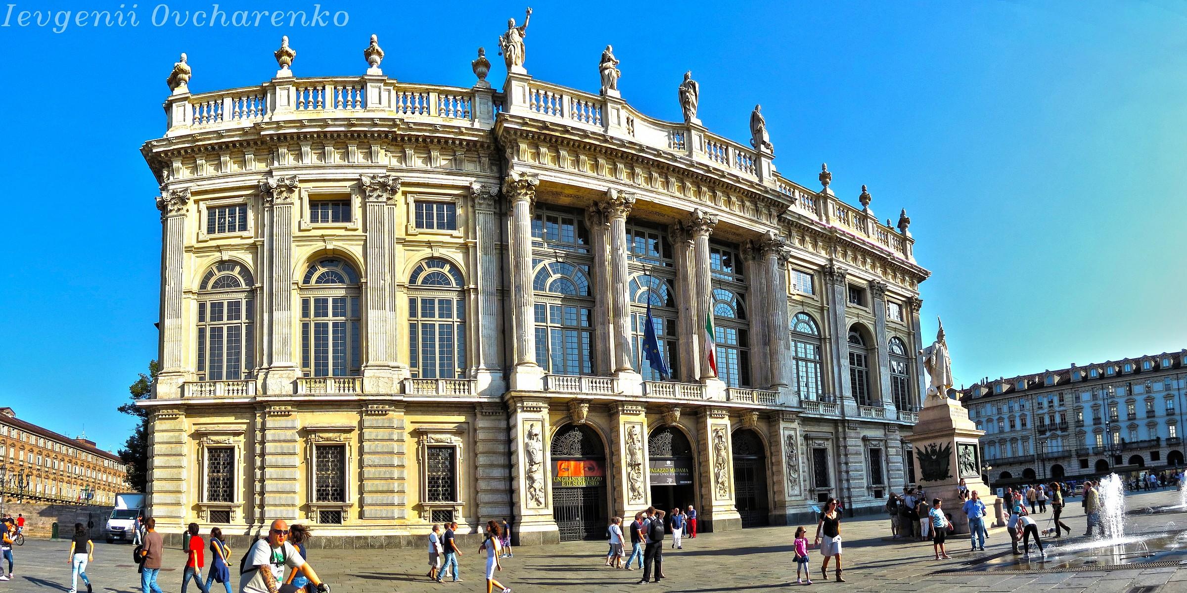 Palazzo Madama, Torino...