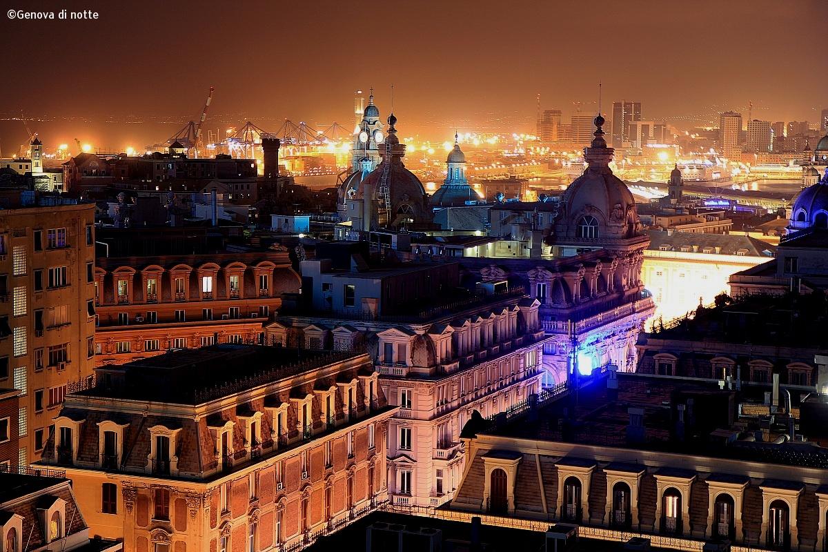 Genoa by night 5...
