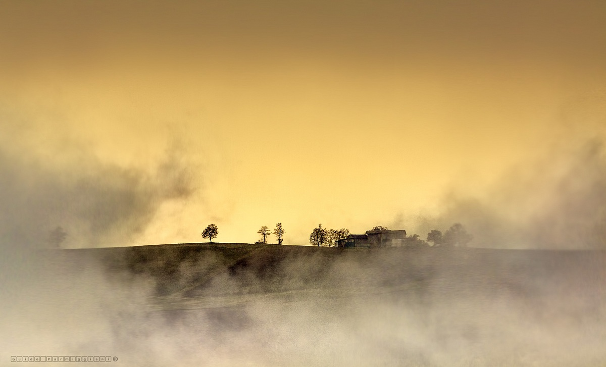 nebbia.....