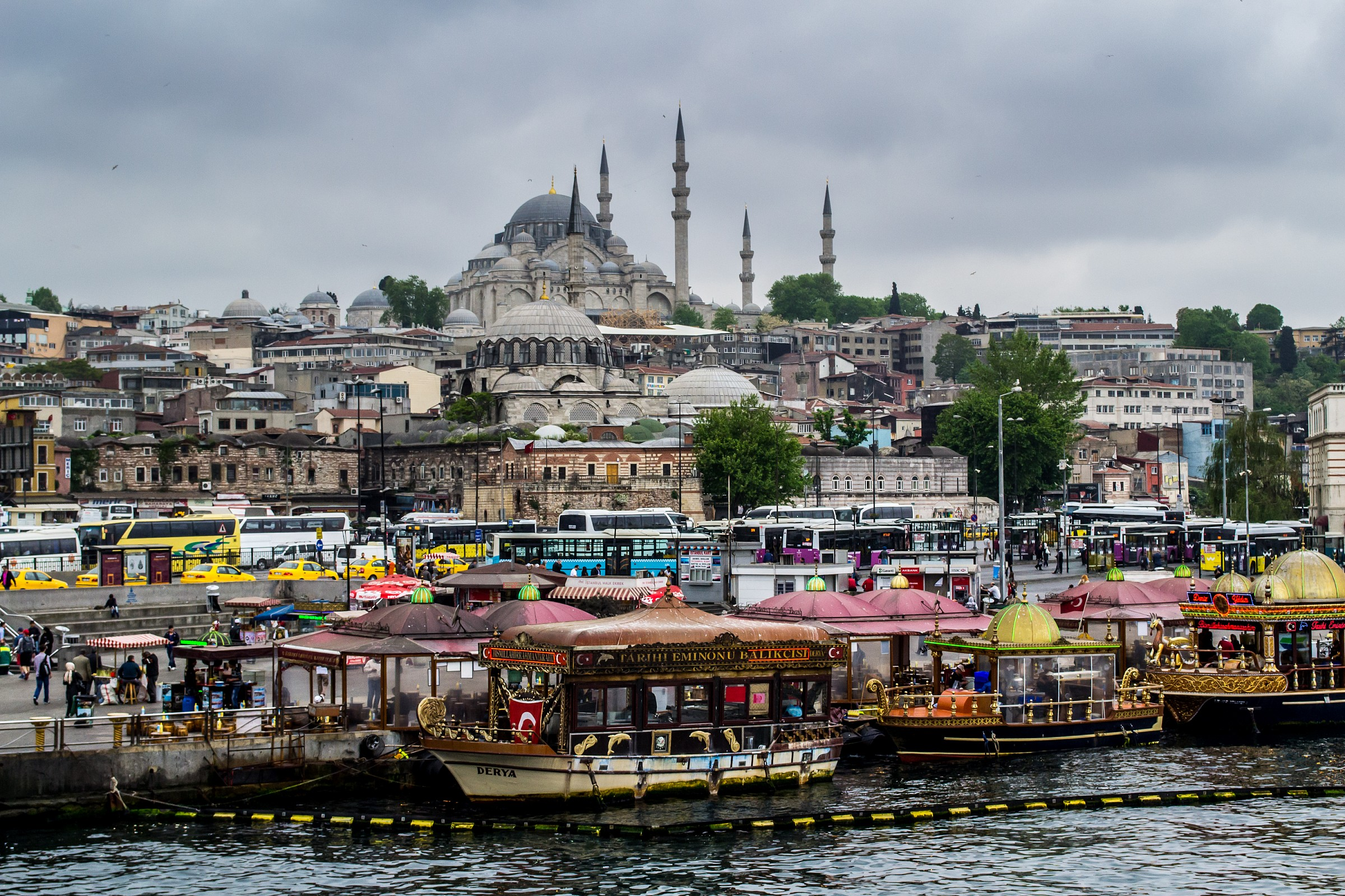 Colors of Istanbul...