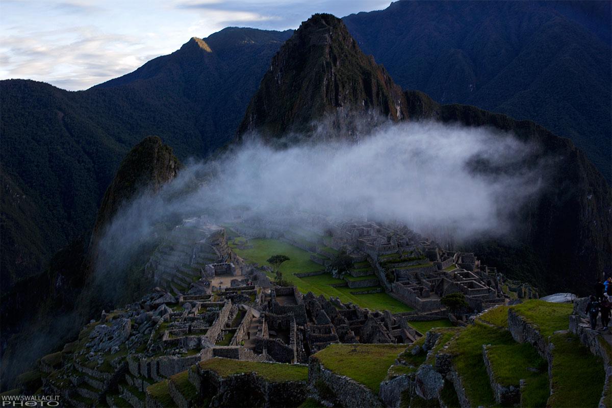 Machu Picchu...
