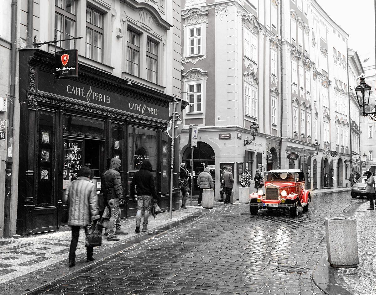 Old Town, Prague...