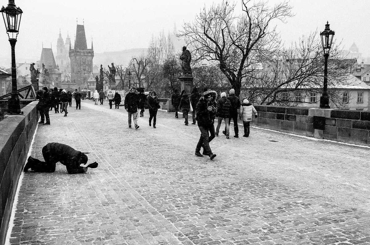 Ponte Karl, Praga...